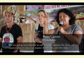 Indigenous anti-dam activists worldwide stand in solidarity with Berta Cáceres